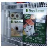 Vacuum Food Saver Bags