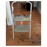 Step Stool Metal Frame Stool