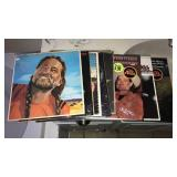 Willie Nelson Record Albums