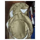Padded Dish Storage Bags
