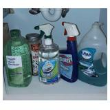 Bathroom Chemicals
