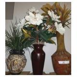 Plants With Vases
