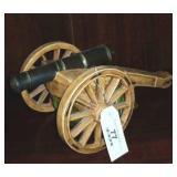 Mini Cannon Model
