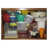 Plastic Food Storage