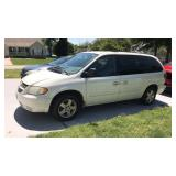 2005 Dodge Caravan 2d4gp44l95r471635 154,011