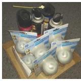 Light Bulbs And Bug Poison