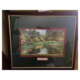 Augusta 16th Hole Limited Edition