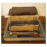 Antique Style Books