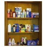 First Aid And Bathroom Items