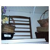 Woven Baskets, Spice Rack, Shelving Items