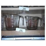 Measuring Cups And Glasses