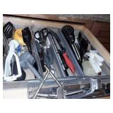 Kitchen Tools And Drawer Sorters