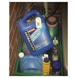 Cleaning, Car And Laundry Chemicals