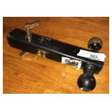 Double Ball Mount Trailer Hitch