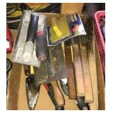 Carpenter, Mason Tools