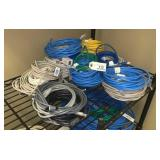 Ethernet Cables, Computer Cords, And Other Cords