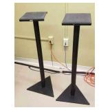 Audio Monitor Pedestals