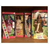 Native American Barbies