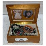 Jewelry Box With Content