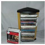 Cd Holder With Cds