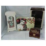 Decorative Boxes, Miniature Displays