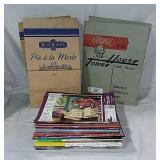 Local Interest, Vintage Paper Items, Magazines
