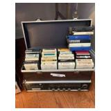 8 Track Stereo And Cartridges