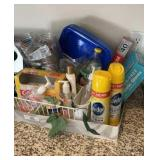Kitchen Chemicals, Hand Sanitizer