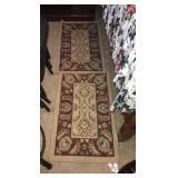 2 Matching Floor Mats