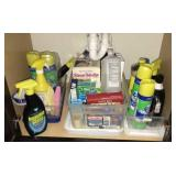 Cleaning And Medical Supplies