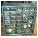 Small Tool Storage Container