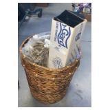 Basket W Contents