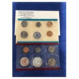 1968 Usa Mint Set