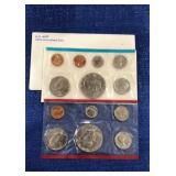 1974 Usa Mint Set