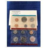 1971 Usa Mint Set