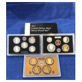 2011 Silver Proof Set