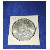 1900 Morgan Dollar. Uncirculated P.mint 90% Silver