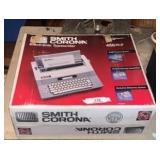 Electronic Type Writer