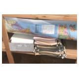 Folders And Map
