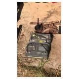 Scrap Metal And Car Batteries