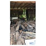 Large Lot - Rough Cut Lumber