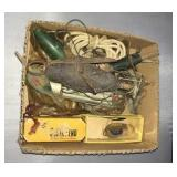 Vintage Fishing Items