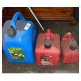 Gas Tanks