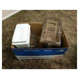 Rolodex Filing Boxes