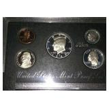 1992 Silver Coin Proof Set