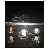 1996 Silver Coin Proof Set