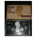 War Time Coin Collection