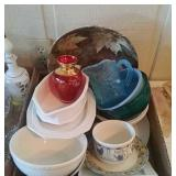 Dish Ware And Glass