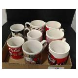 Coke Mugs