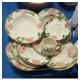 Franciscan Dishes